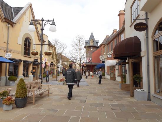vallée village belgique