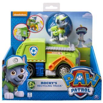 vehicule et figurine pat patrouille