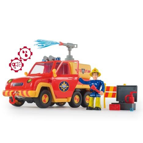 venus sam le pompier