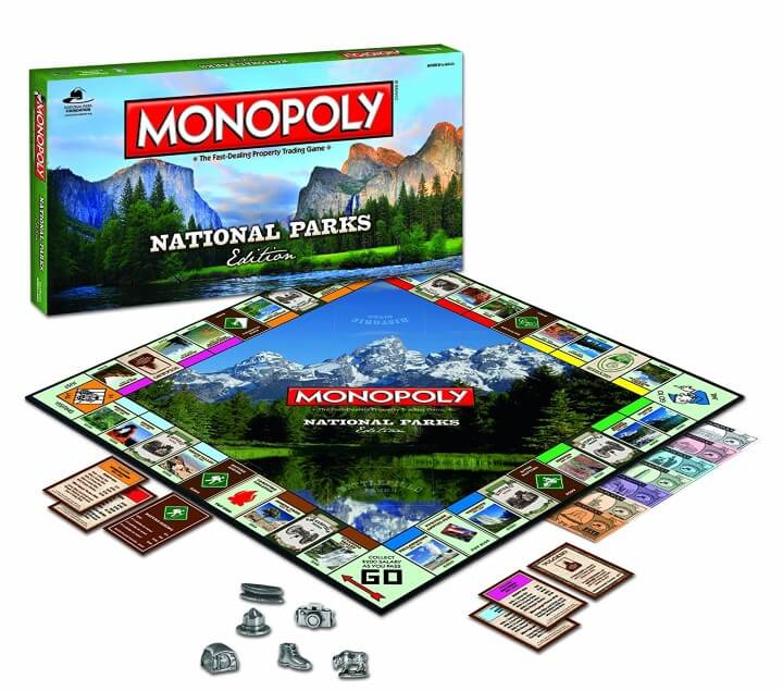 version monopoly