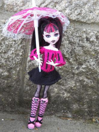 vetement pour monster high