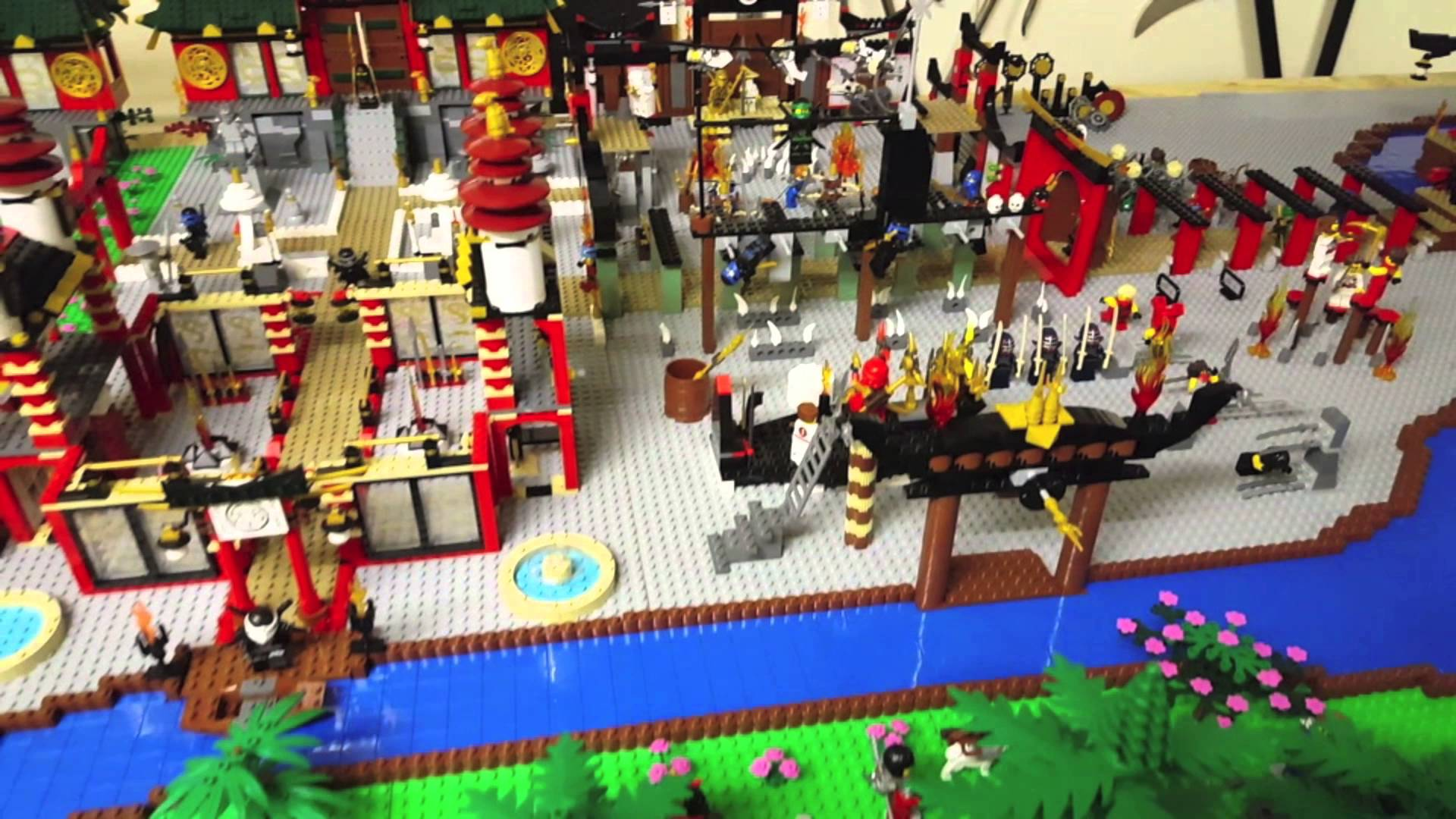 village en lego