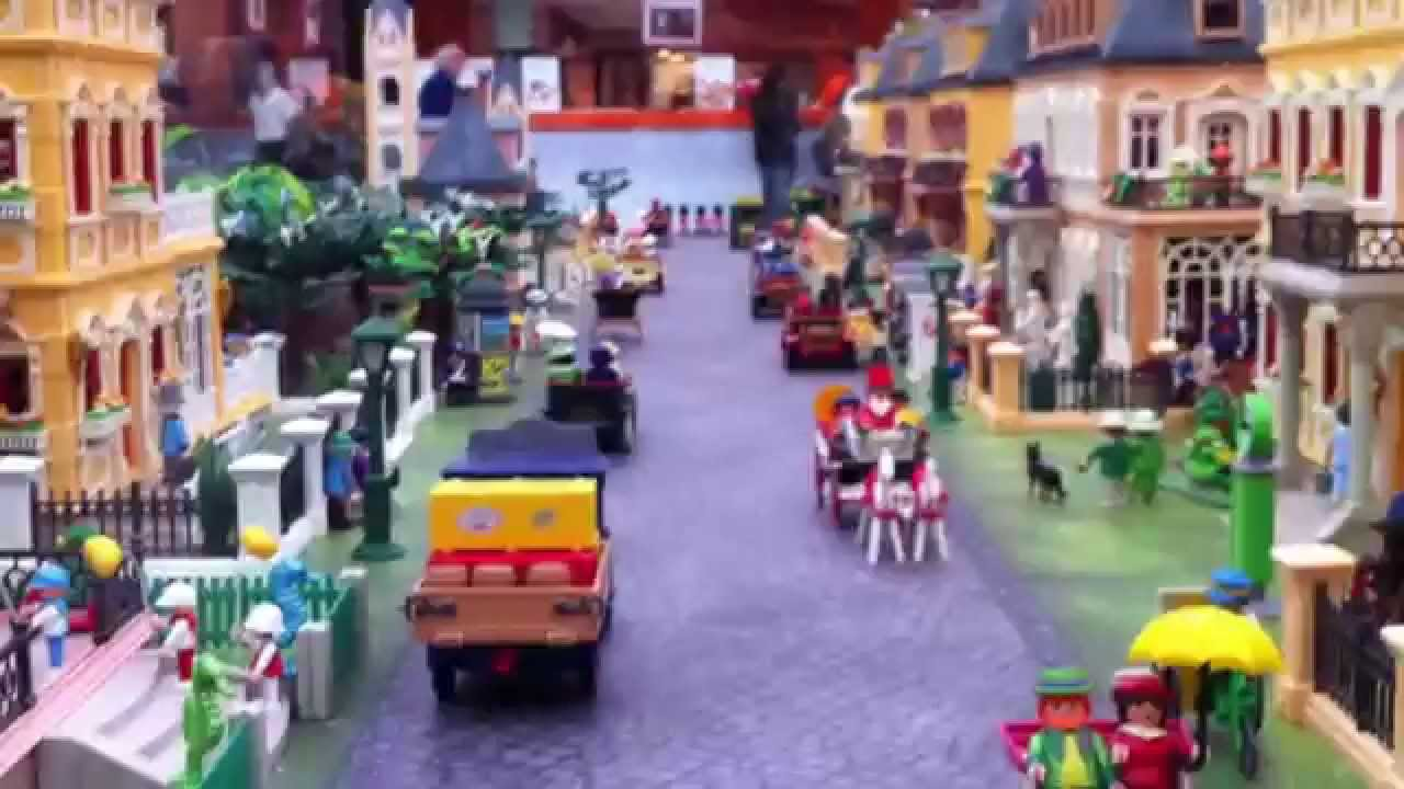 village playmobil