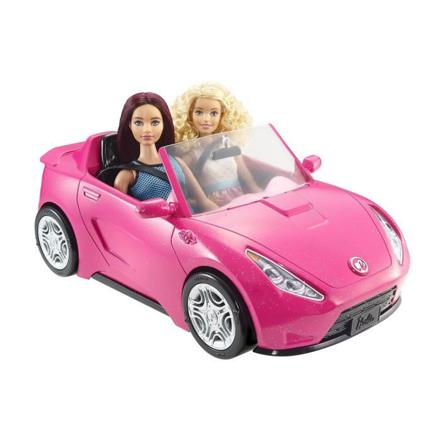 voiture barbie
