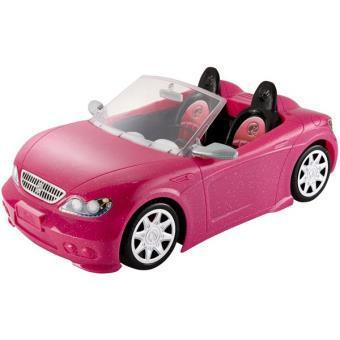 voiture cabriolet barbie
