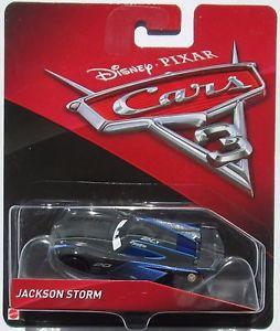 voiture cars 3 jackson storm