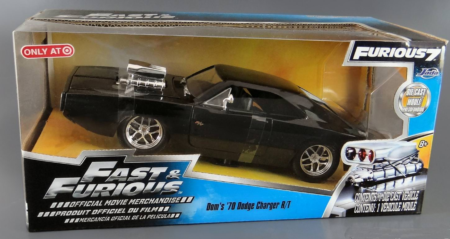 voiture de collection fast and furious