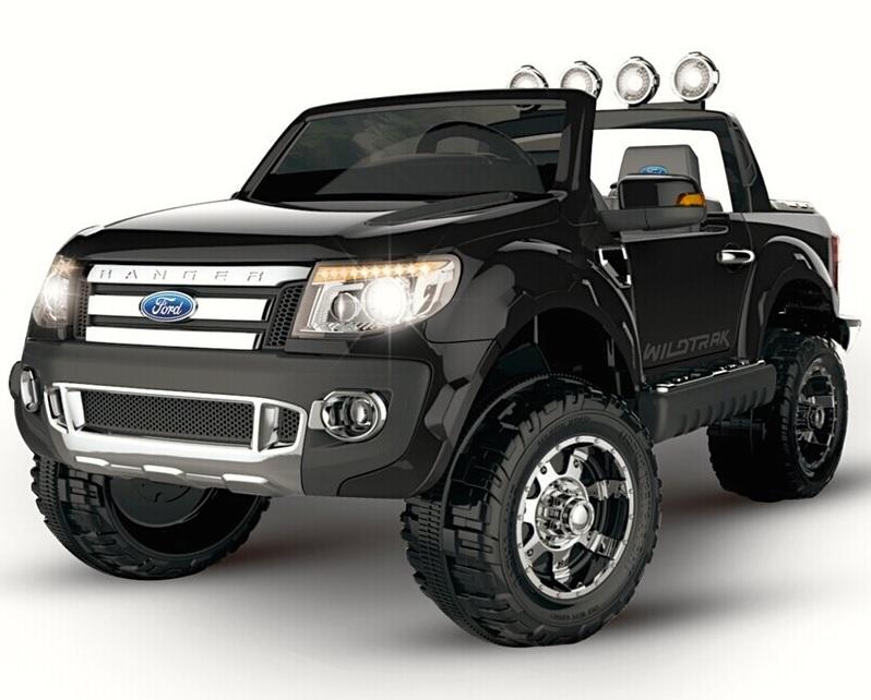voiture electrique ford ranger
