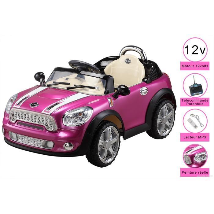 voiture electrique pour bebe 2 ans