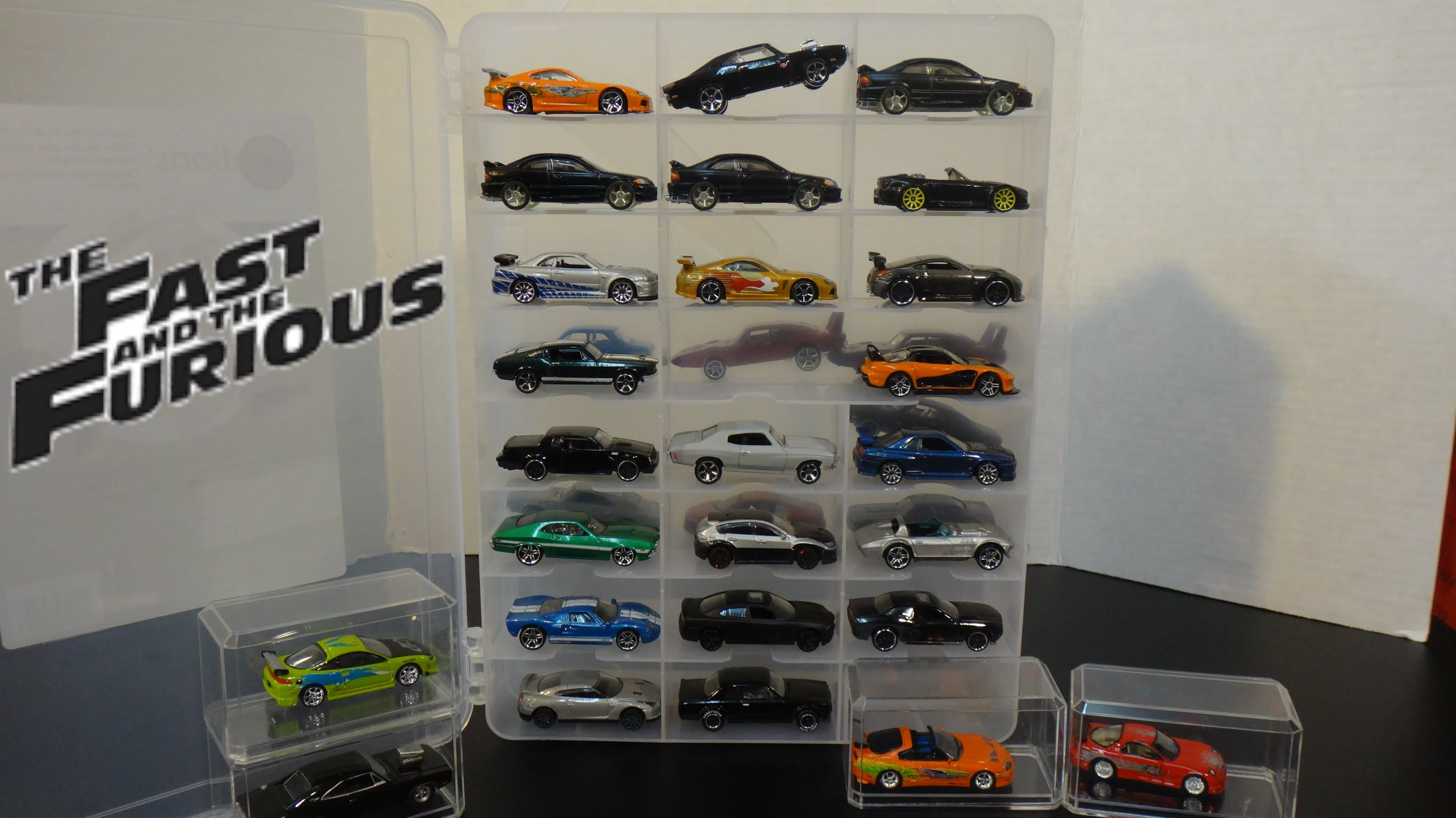 voiture fast and furious hot wheels