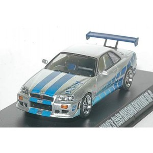voiture fast and furious miniature