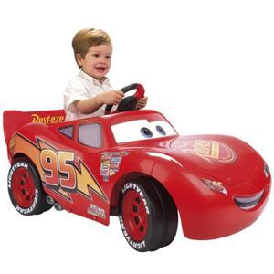 voiture flash mcqueen electrique