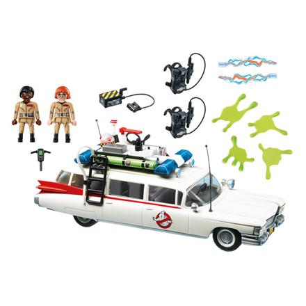 voiture ghostbusters playmobil