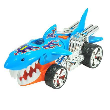 voiture hot wheels requin