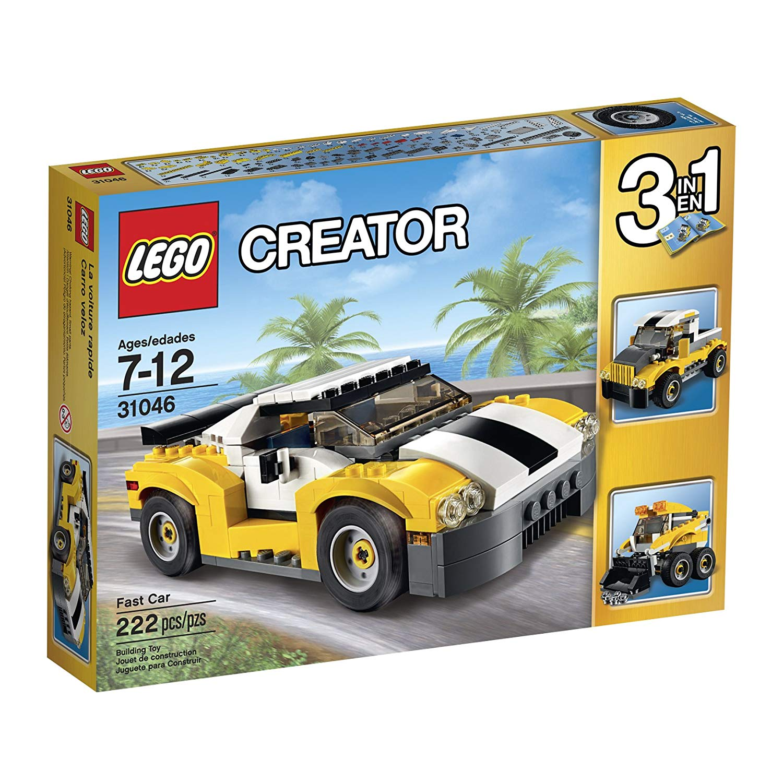 voiture lego creator