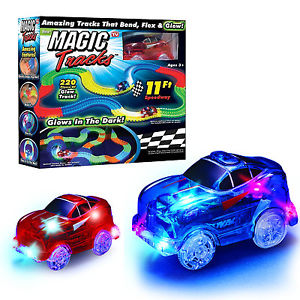 voiture magic tracks