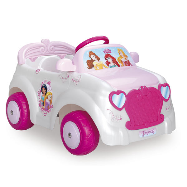 voiture princesse disney
