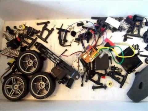 voiture radiocommandée a construire