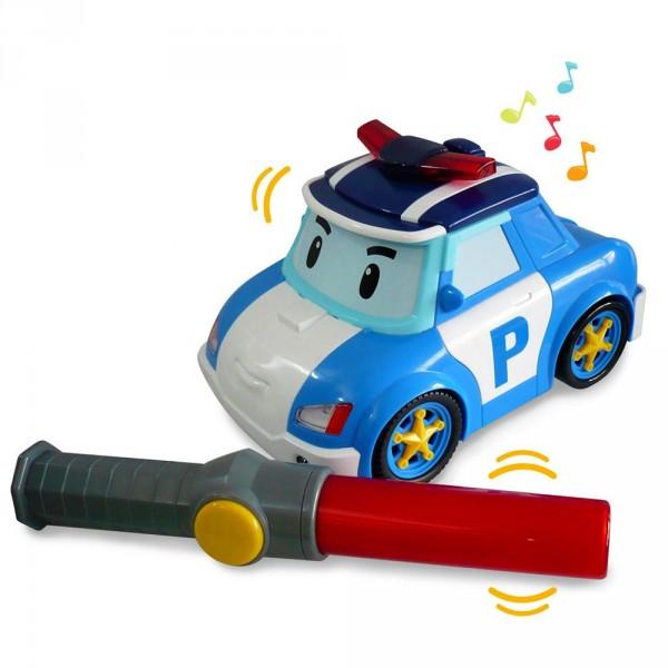 voiture robocar poli