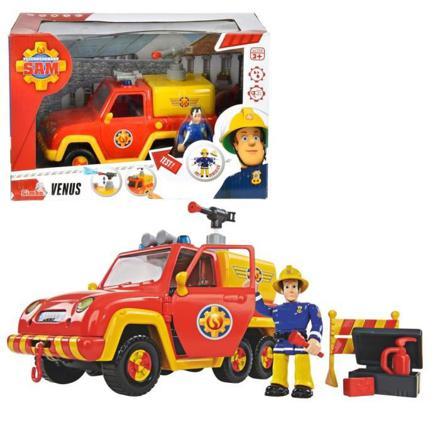 voiture sam le pompier