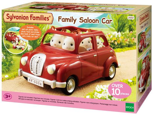 voiture sylvanian families