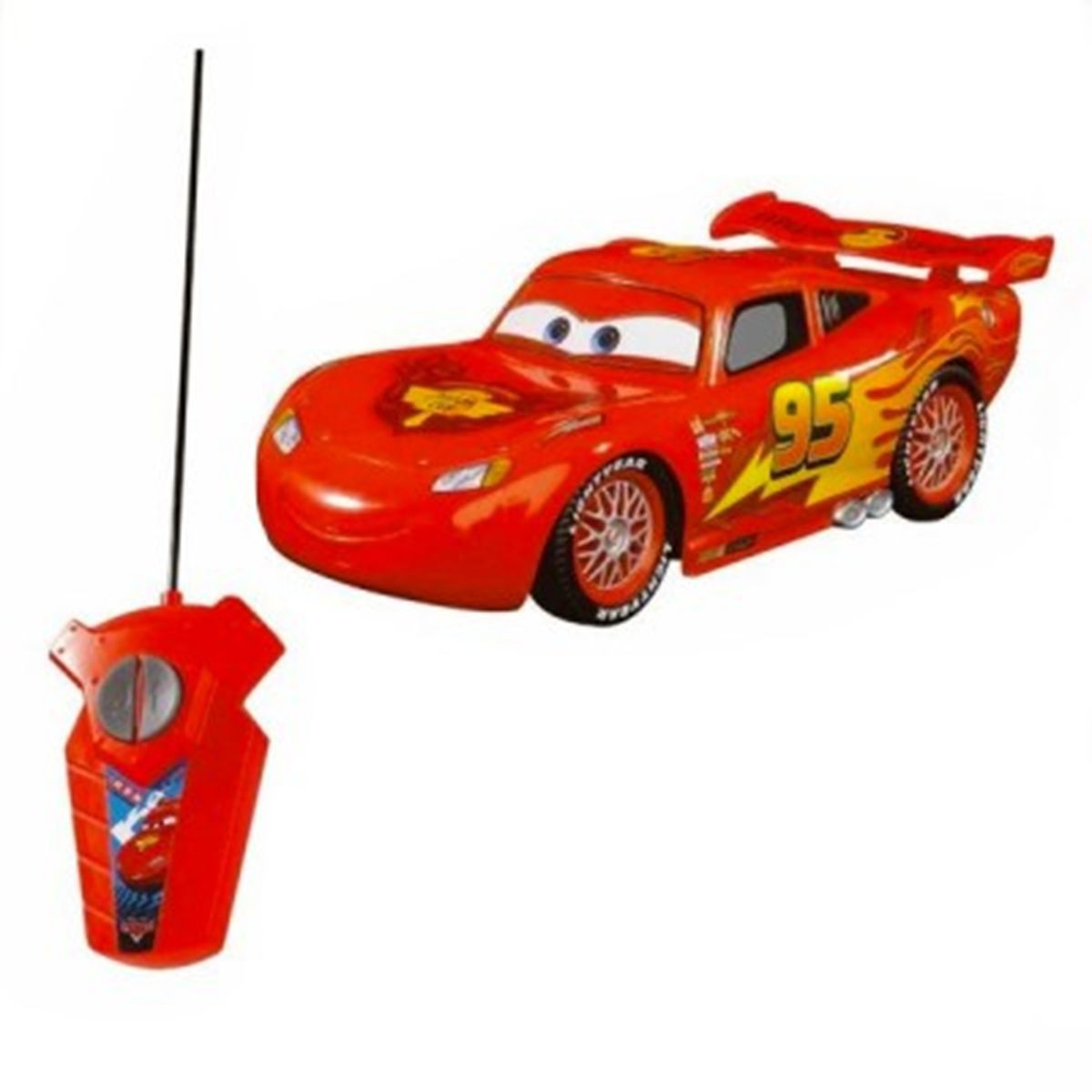 voiture téléguidée flash mcqueen