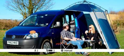 volkswagen camping car
