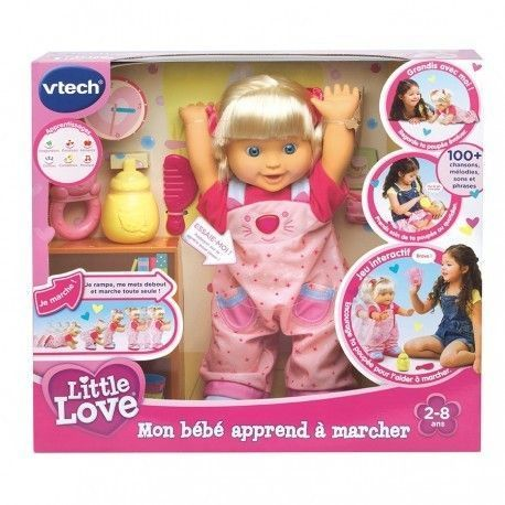 vtech little love apprend a marcher