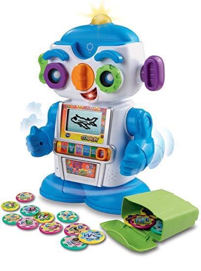 vtech robot