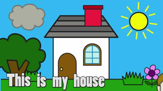 where are my house