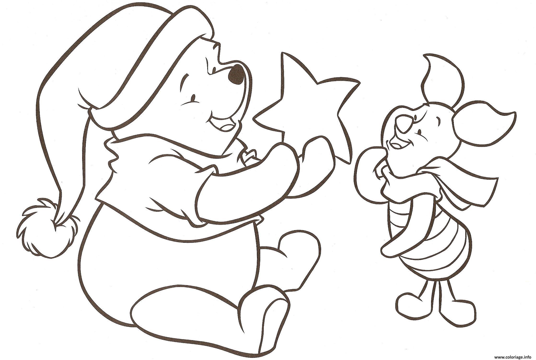 Avis winnie l ourson dessin trouvez les meilleurs - Winnie l ourson noel ...