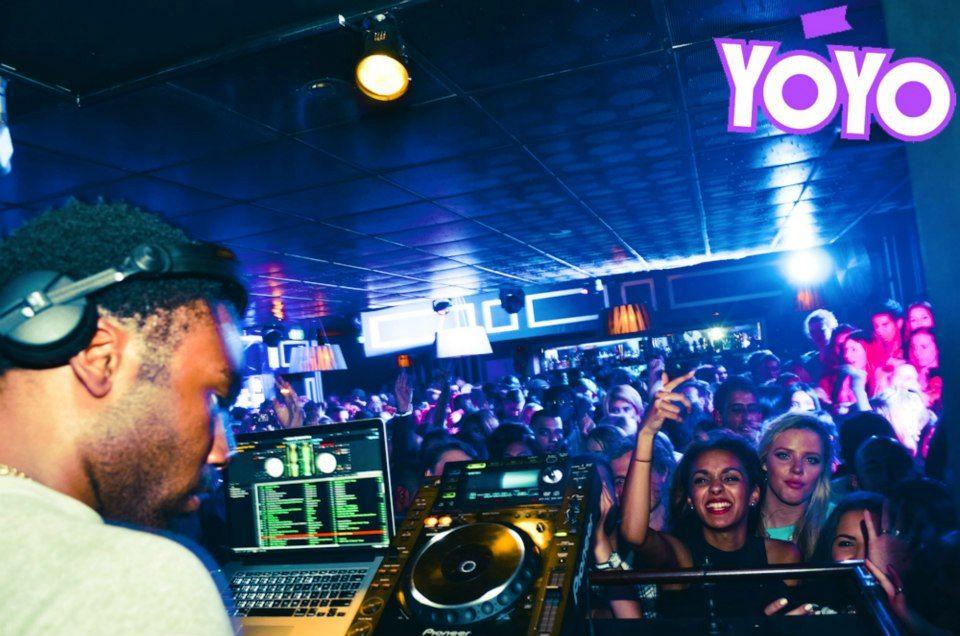 yoyo club